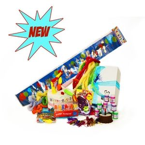 Birthday Care Package For College Or Boarding School Student Because Everyone Likes To Celebrate On Their