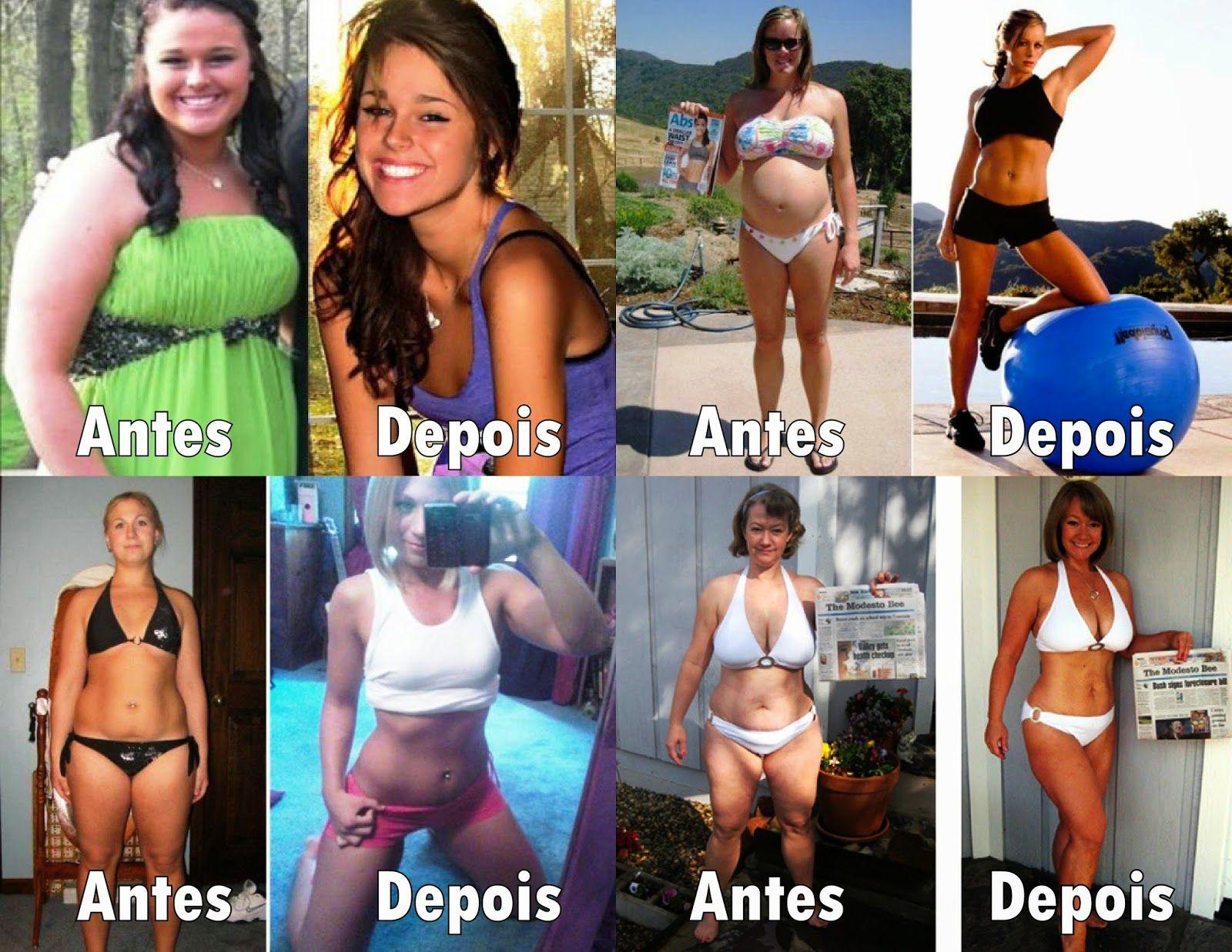 35 Fotos De Meninas Que Perderam Muito Peso Sem Cirurgia Fotos