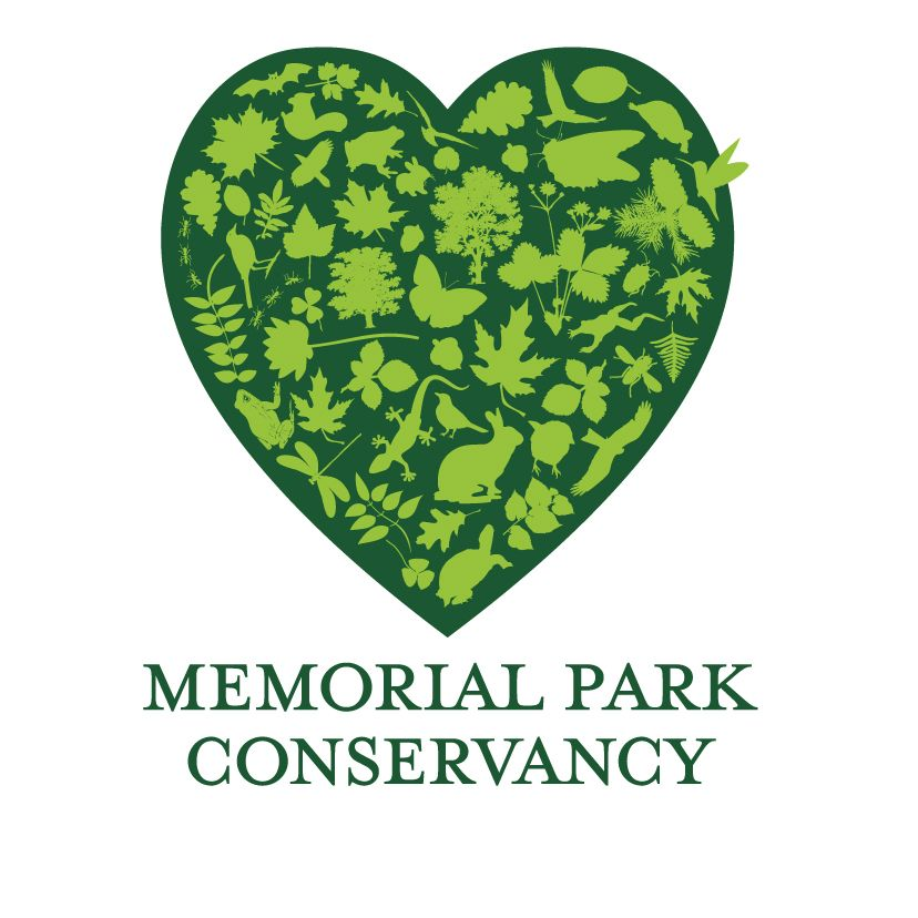 logo for memorial park conservancy Memorial park, Social