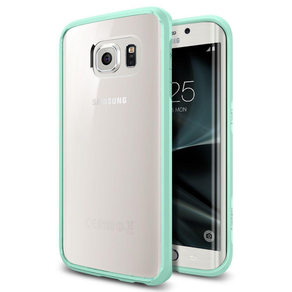 Ultra Cas Hybride Pour Bord De Samsung Galaxy S - Menthe VidO2