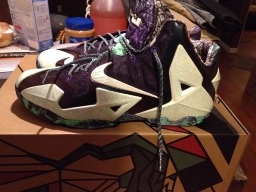 purchase cheap 5f524 ac36b Nike Lebron XI All Star Shoes Mens Size 14 DS w  Receipt  Star   BasketballShoes