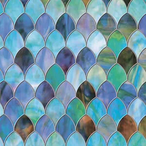 Peacock Premium Window Film Brewster Home Fashions Static Cling - Window clings for home privacy