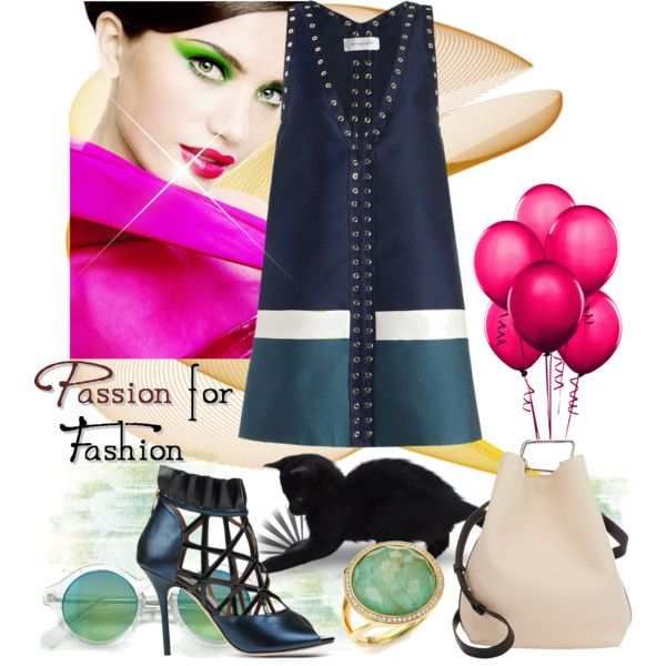 Passion for Fashion by earegalado on Polyvore featuring Zimmermann, Malone Souliers, 3.1 Phillip Lim and Ippolita
