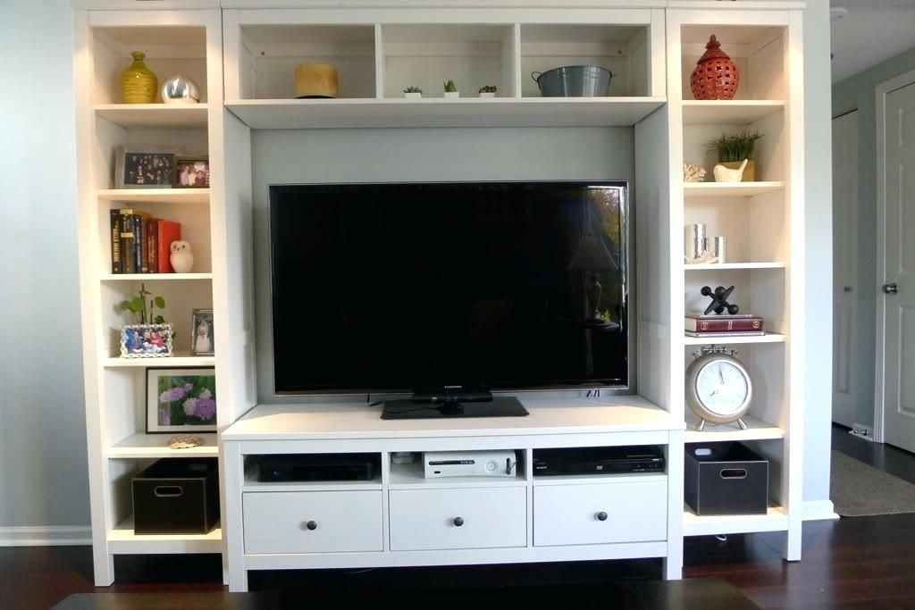 Hemnes Ikea Tv Stand Interesting Review With Additional Ladder Bookshelf Discontinued