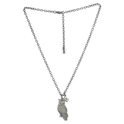 HP owl necklace