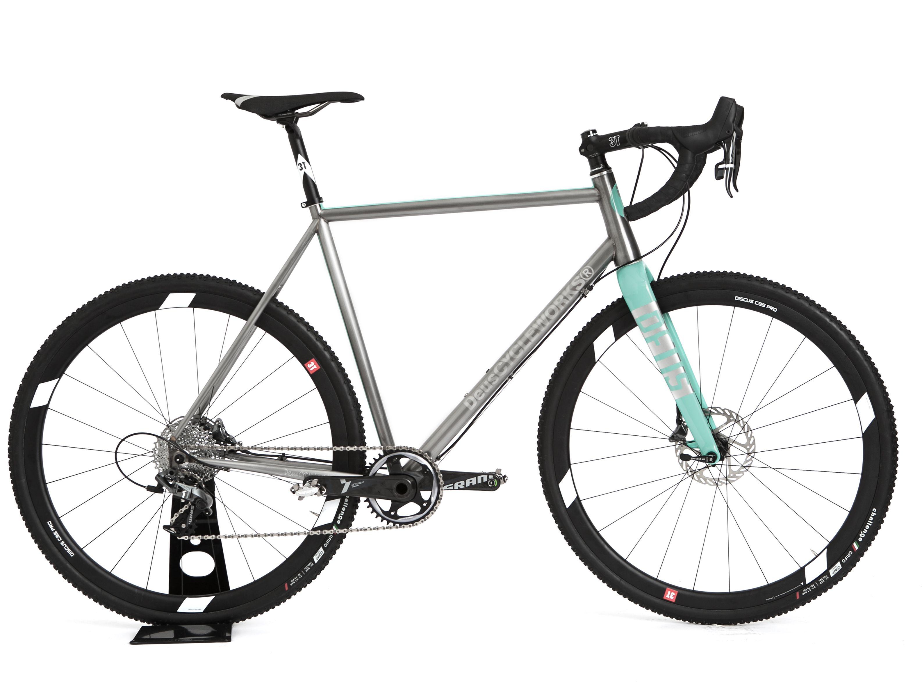 Deus Stralusc The Deus Cyclocross And Gravel Bike Bike Deus Ex