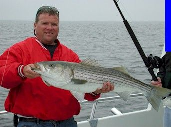 Fishing On The Chesapeake Bay With Capt. Dave Schauber