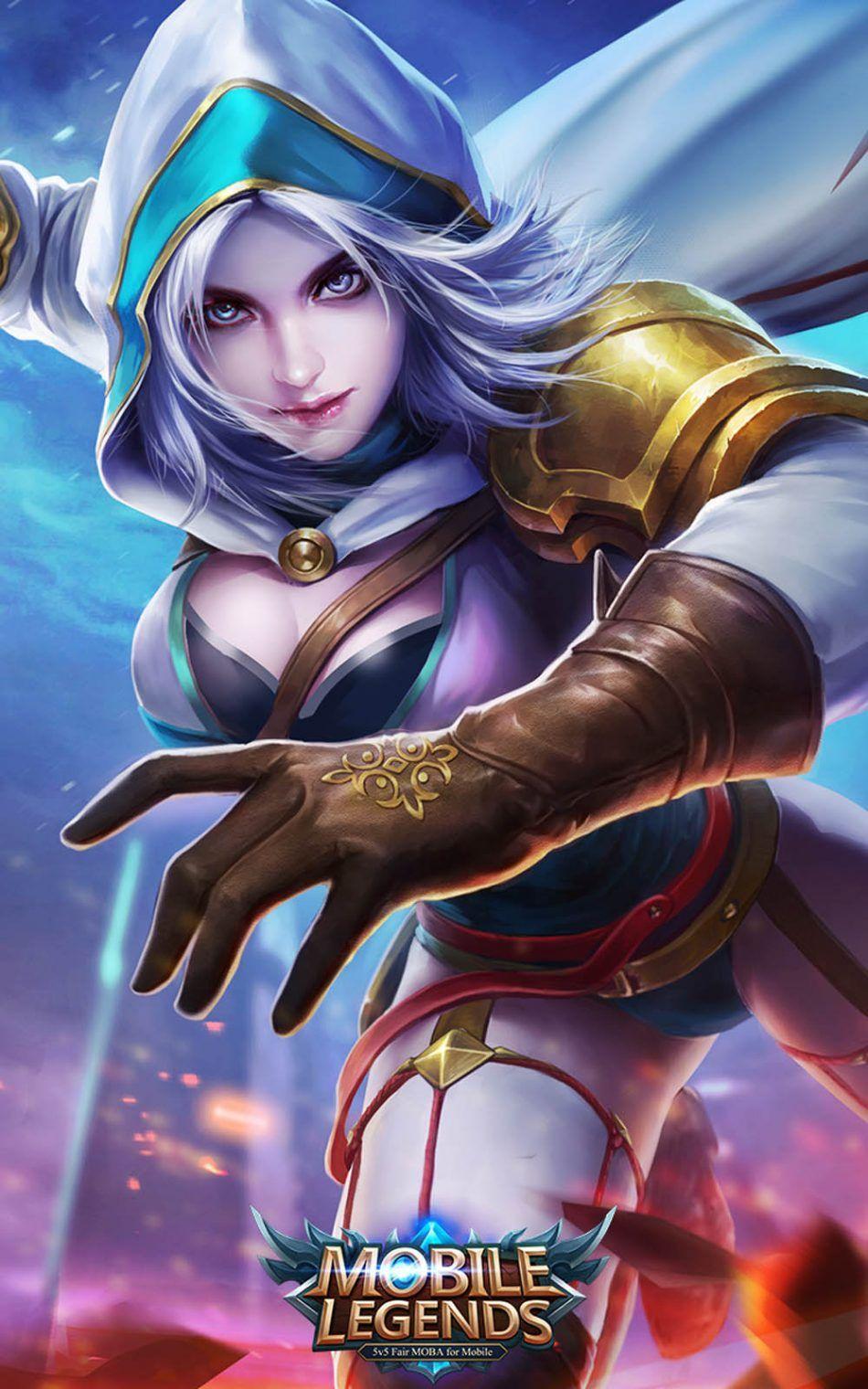 Natalia Mobile Legends Hero Download Free Pure HD