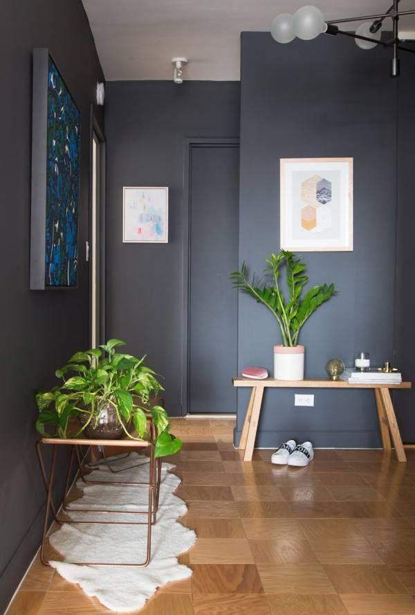 Entryway Paint Color Ideas Summer 2016 | Domino