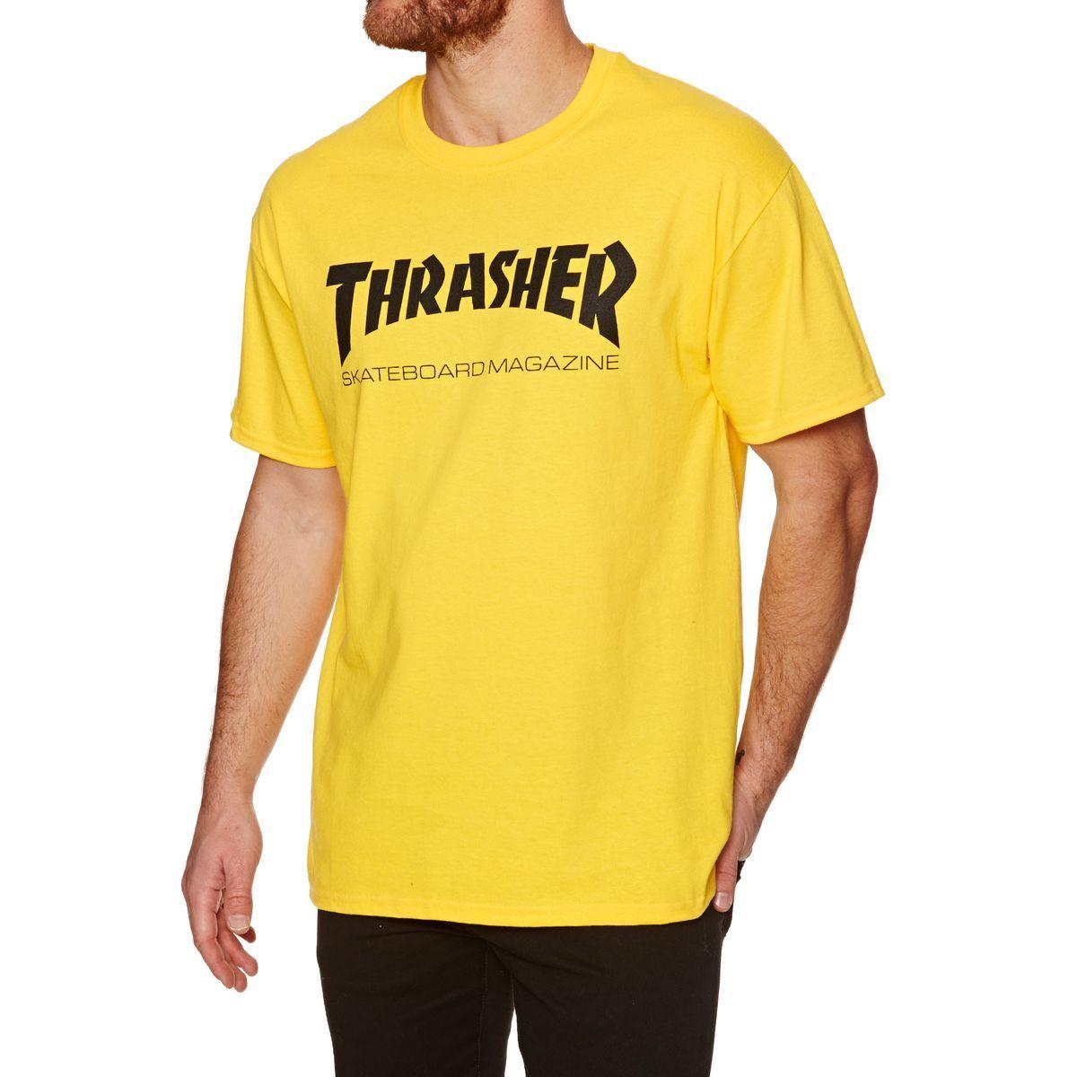 7856f21d1d18 Thrasher Skate Mag Short Sleeve T-Shirt in 2019 | Extra | Thrasher ...