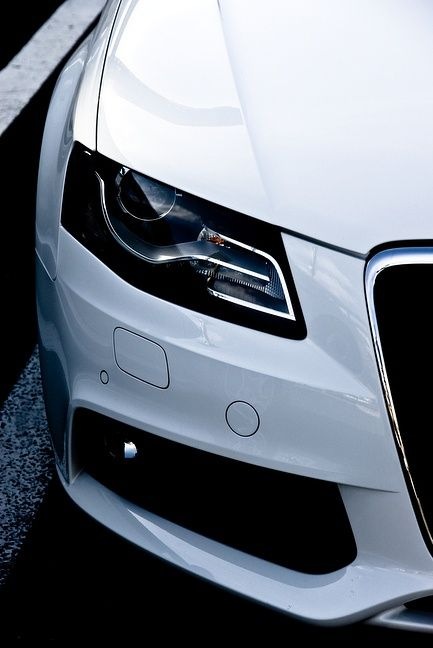 Love The Headlights On This Car Going To Install Aftermarket Headlights For My Civic This Spring Just To Get This Look Small Luxury Cars Audi A4 Audi Cars