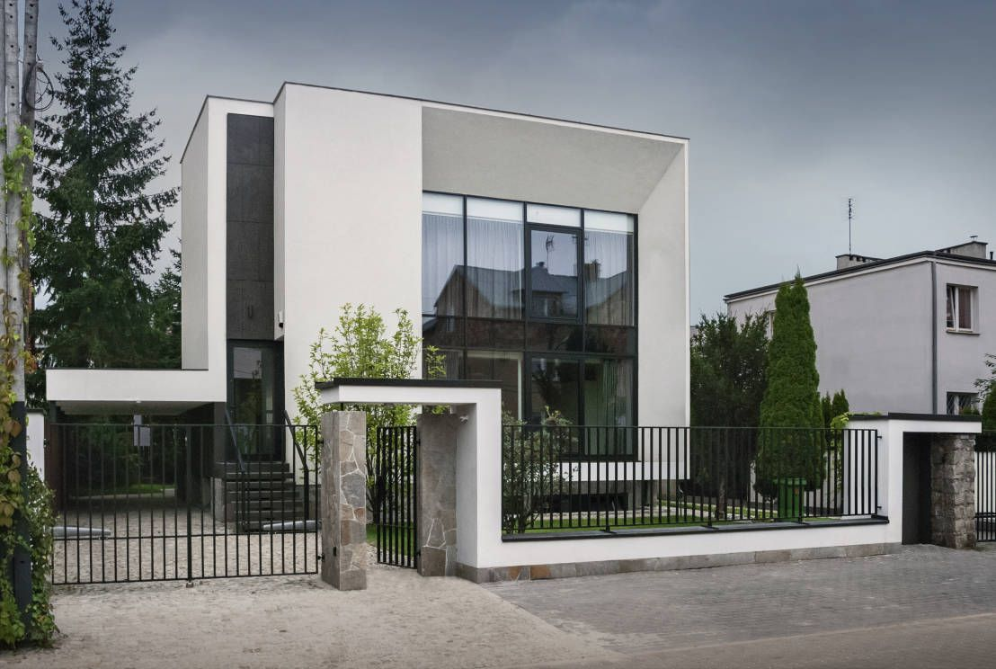 Neues haus front design mein neues ideenbuch  nice houses modern house design and architecture