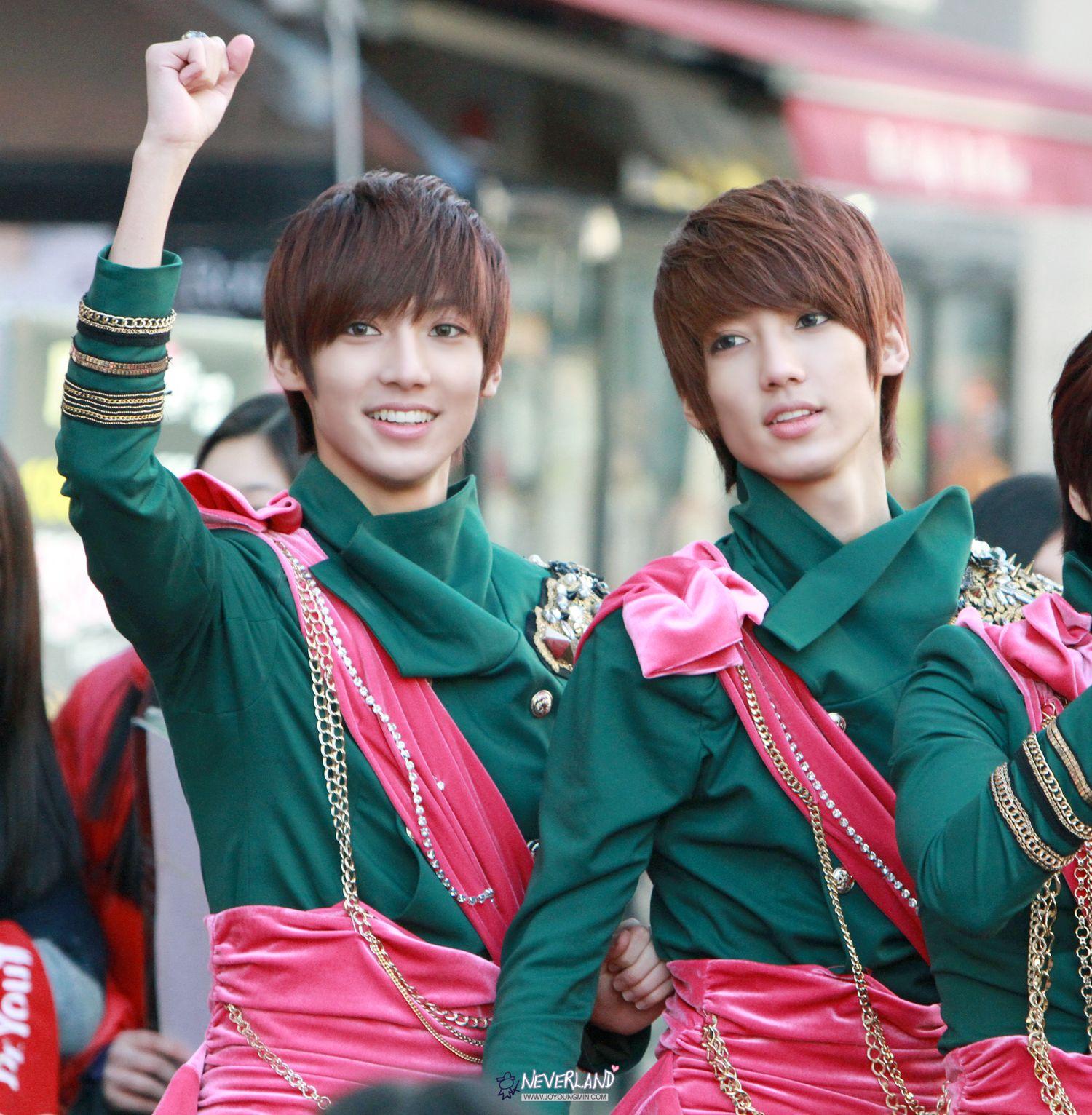 Pin Oleh Jo Twins Di Boyfriend Kpop