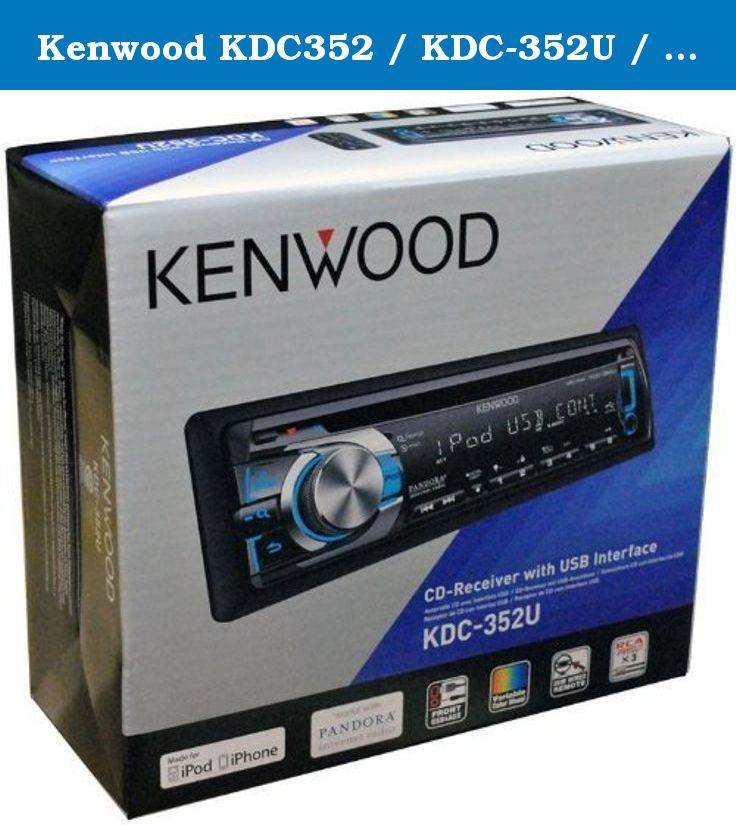 98 00 Dodge Durango Kenwood CD Receiver w Bluetooth iPhone Pandora Remote App
