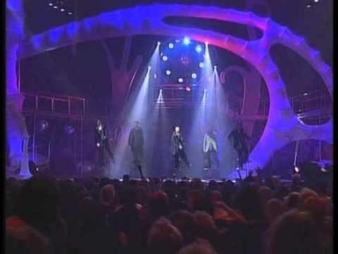 Backstreet Boys As Long As You Love Me Everybody Live Mtv