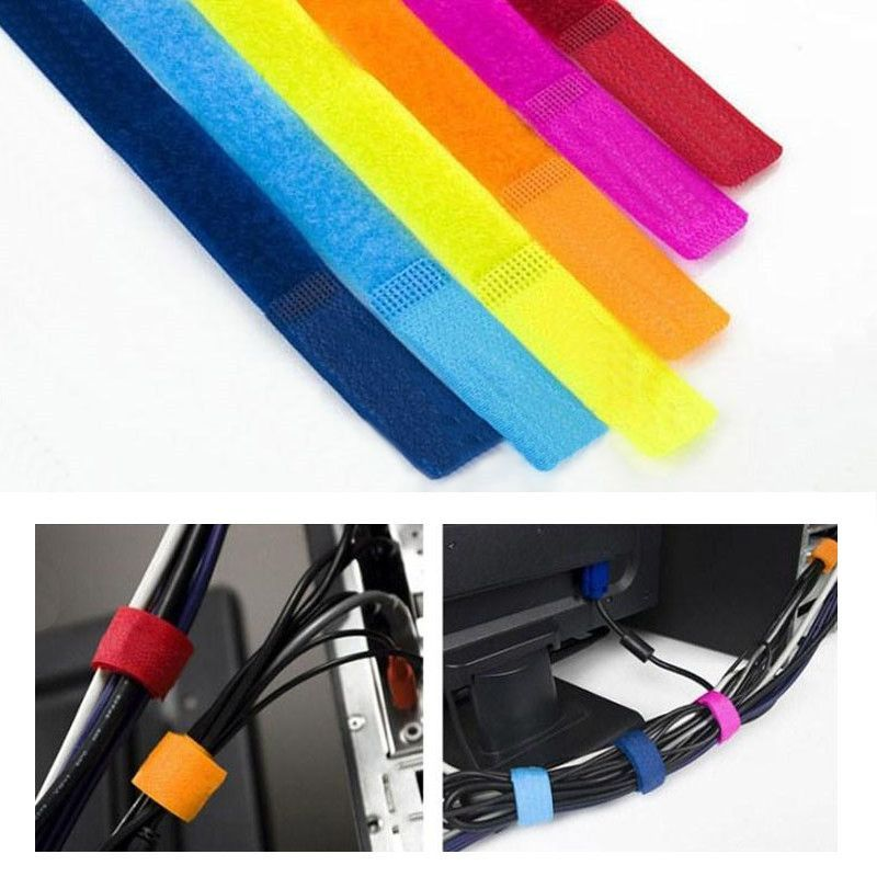 Velcro Wire Holders | Wire Straps Cable Holder Cable