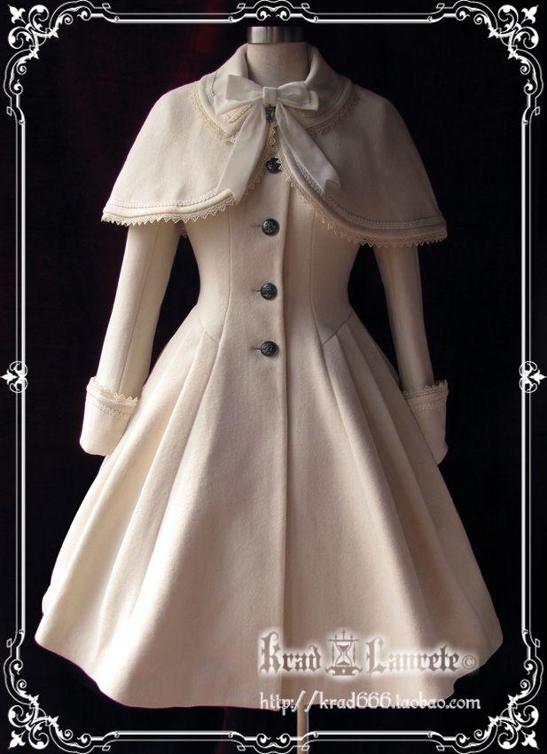 + Krad Lanrete + NIGHT DREAM + cashmere winter coat short paragraph - Taobao