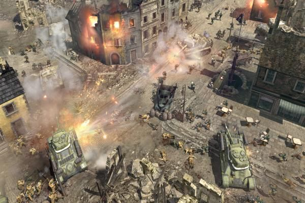 Free Company Of Heroes 2 Maps Out Today Company Of Heroes