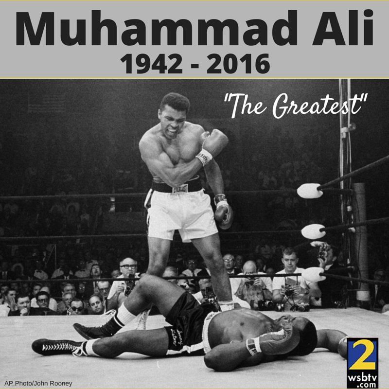Rest in Peace to The Greatest