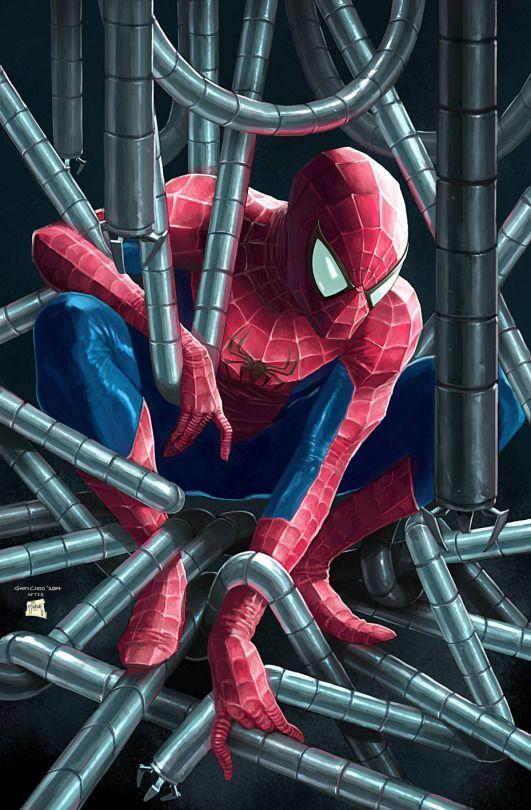 Spider-man by Gary Choo