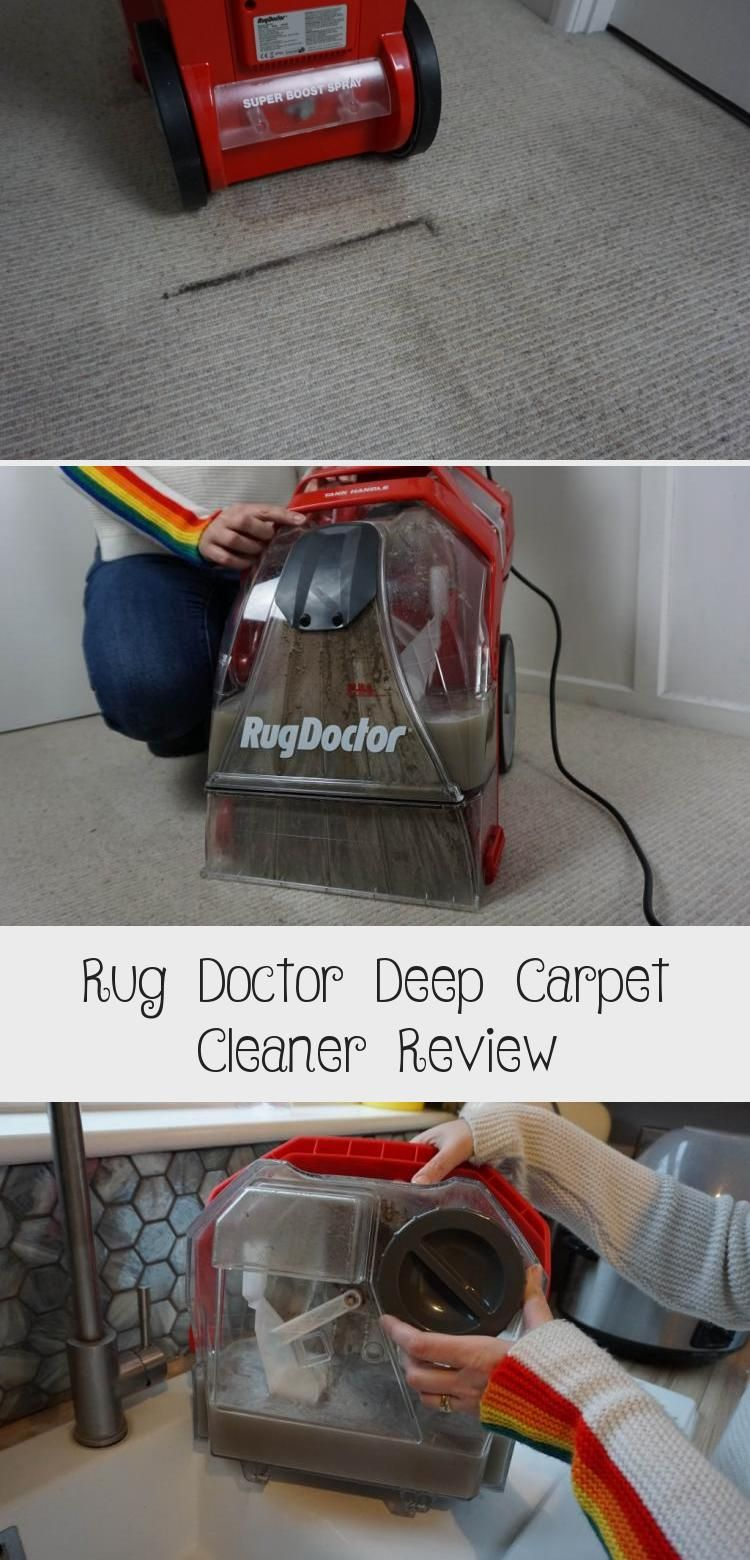 Rug Doctor Deep Carpet Cleaner Review Are You Looking At Ways To Clean Your Carpets Cleaning Carpets Can Be S In 2020 Deep Carpet Cleaning Rug Doctor Carpet Cleaners
