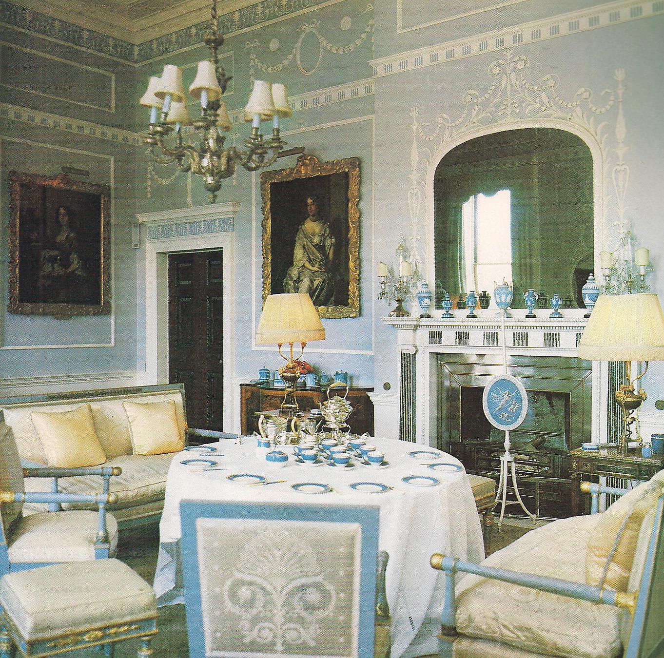 Broadlands Wedgewood Room