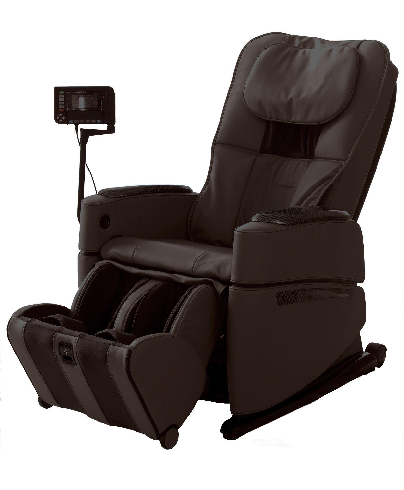 Os3d pro intelligent reclining adjustable width heated