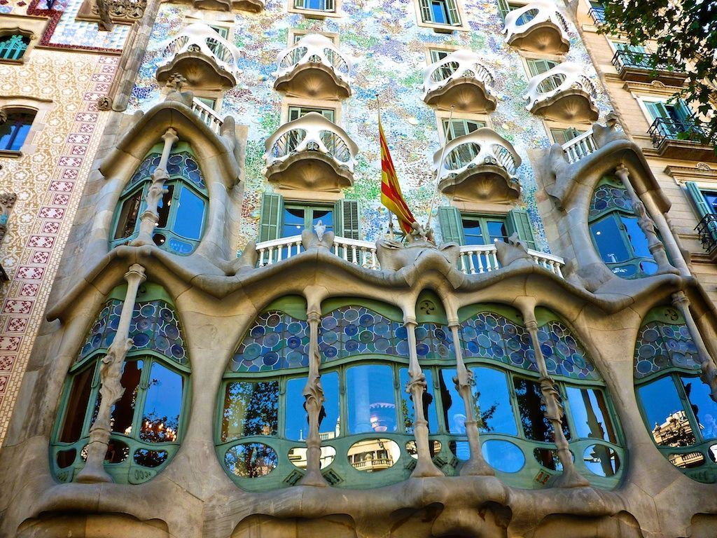 The Most Famous Art Nouveau Buildings In Europe | Famous ...