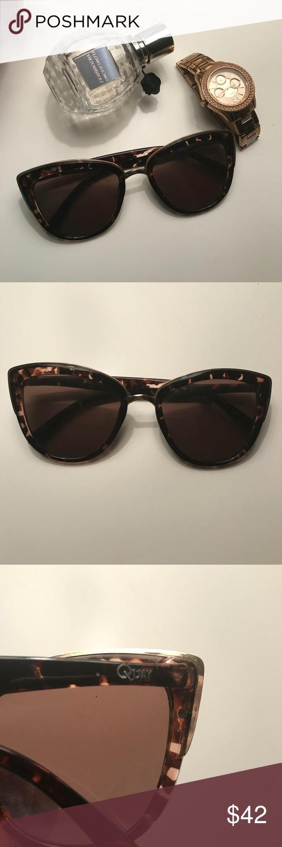 Quay Australia Kitti Sunglasses 😎   Quay australia