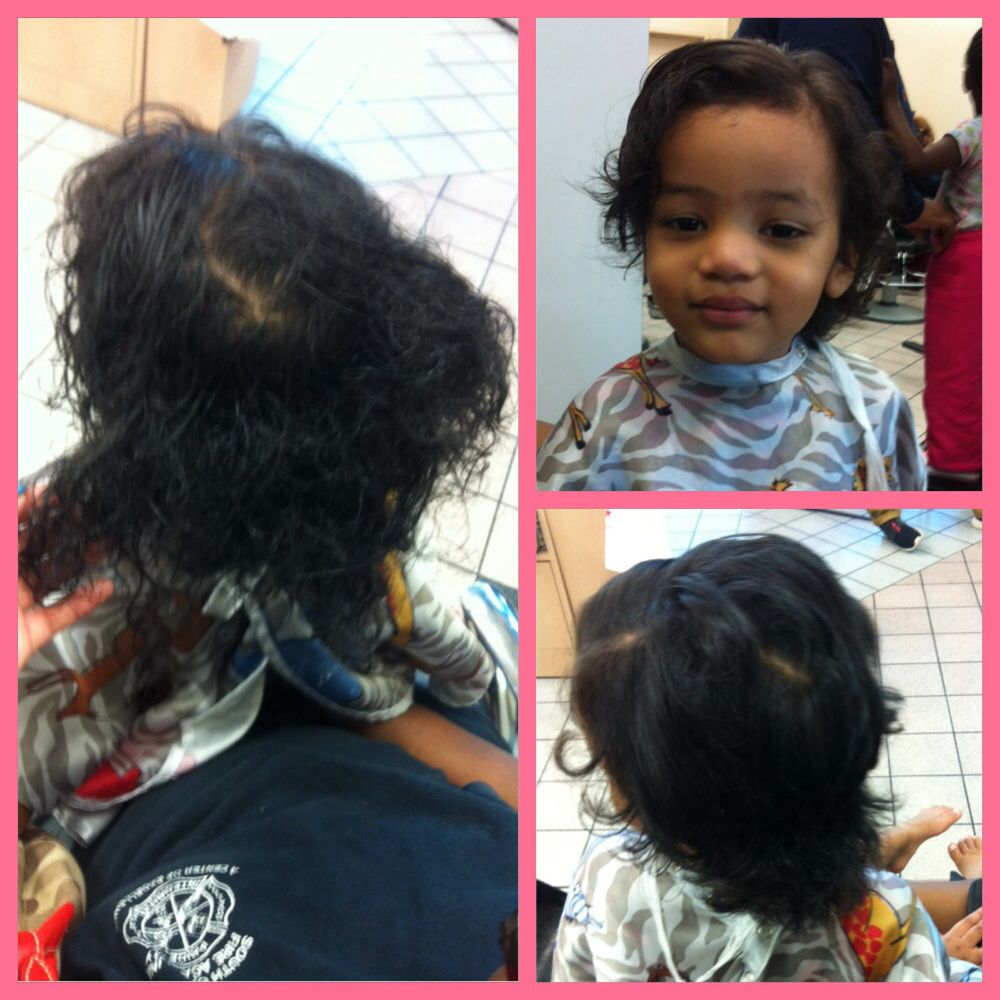 Matted hair Knotted hair (With images) | Hair knot Matted ...