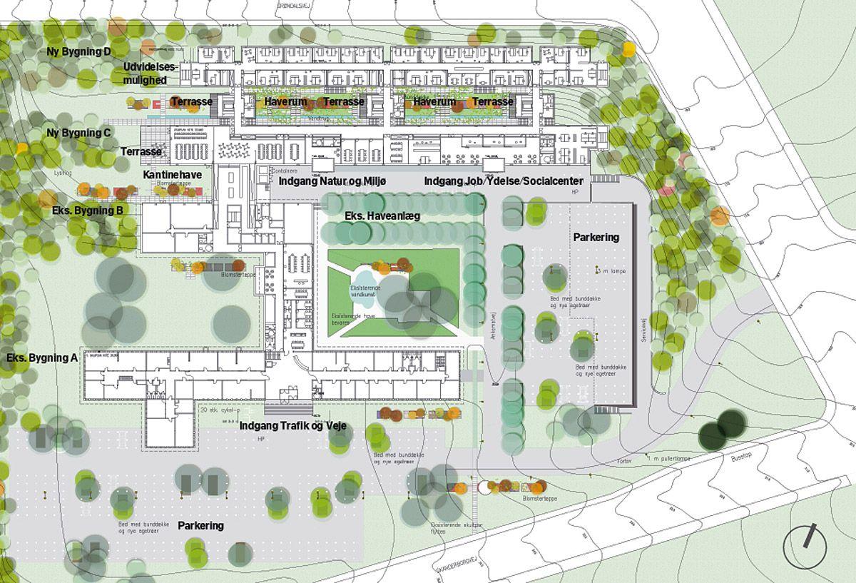 Landscape design for office building bathroom design for Office building bathroom design