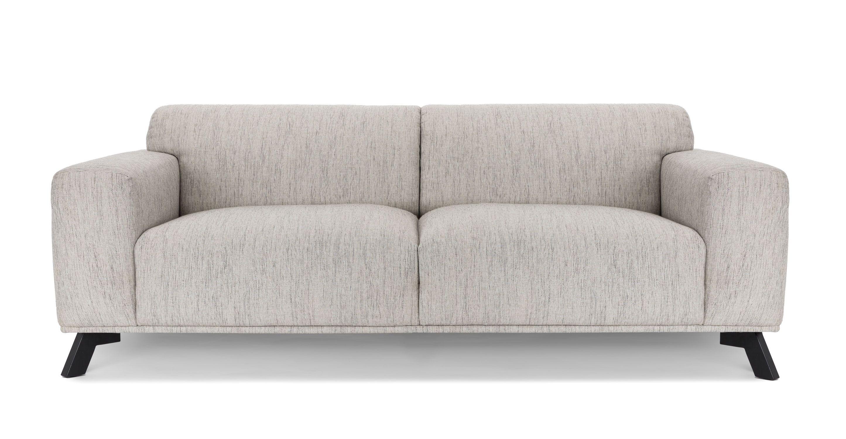 Volu Vanilla Cream Sofa Sofas Article Modern Mid Century And Scandinavian Furniture