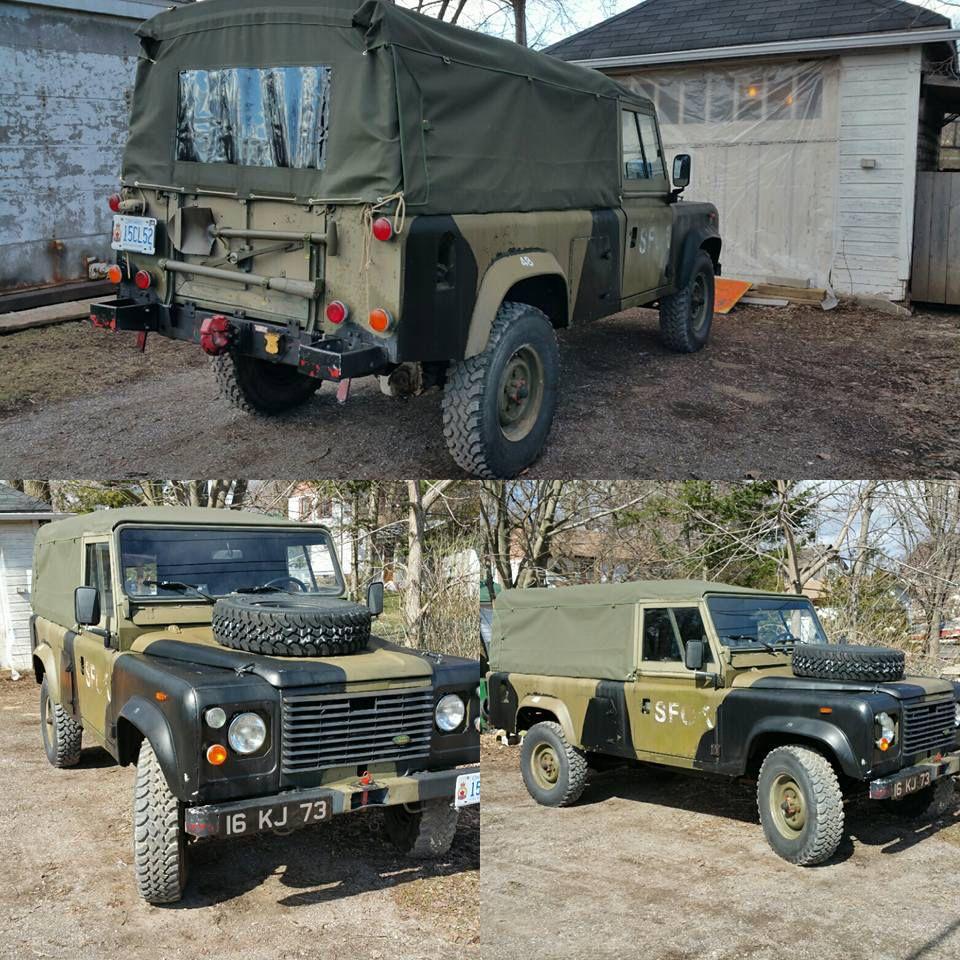 Rare V8 MOD Defender | Land rover, Defender, Offroad