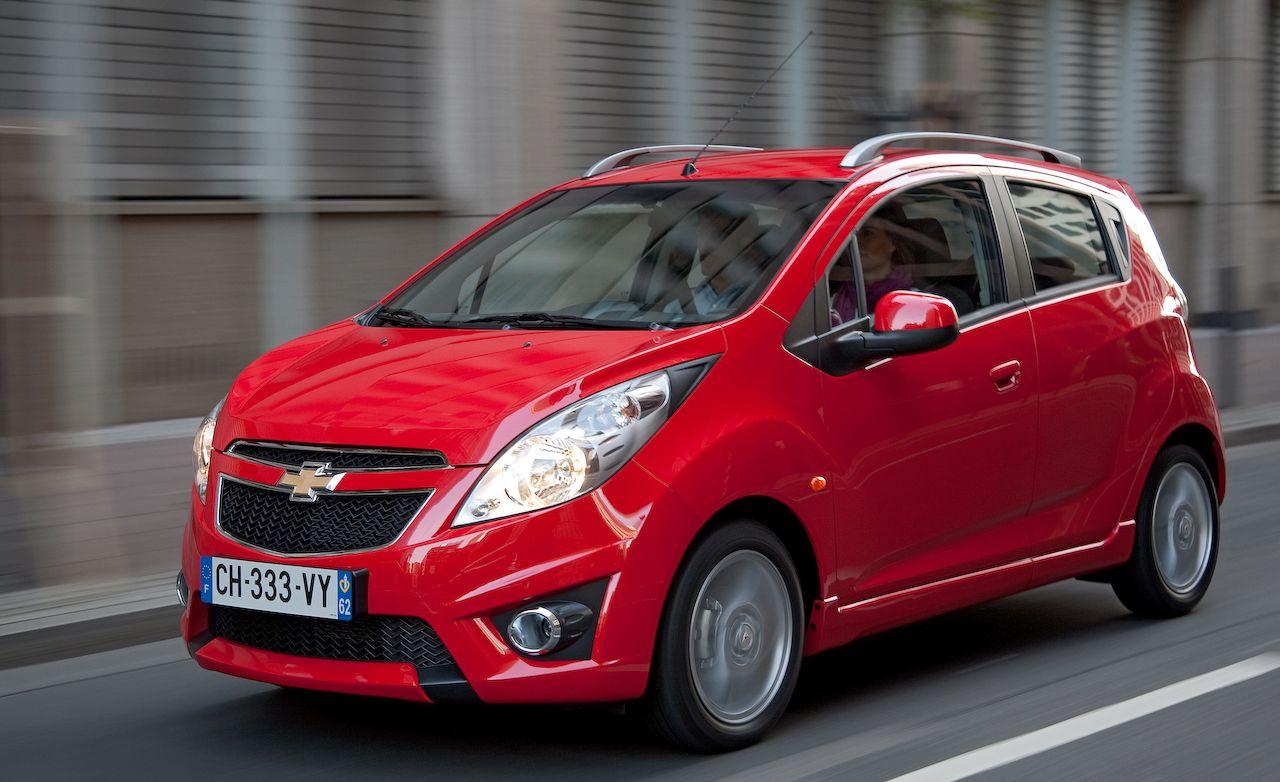 2010 2012 Chevrolet Spark Chevrolet Spark Best Car Insurance