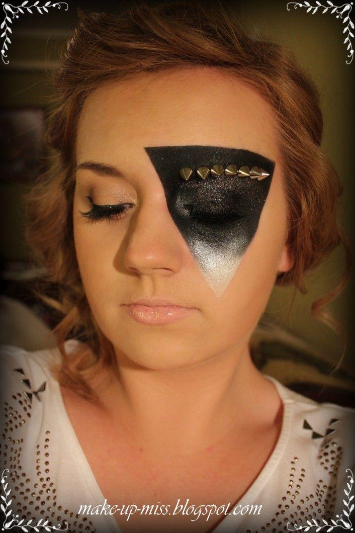 Lady Gaga inspired look – Makeup Geek