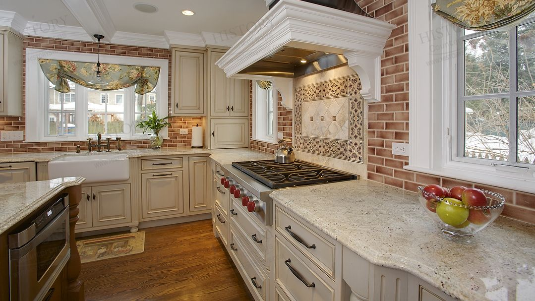 Bianco Romano Granite Countertops, Pre Cut Granite Countertop .