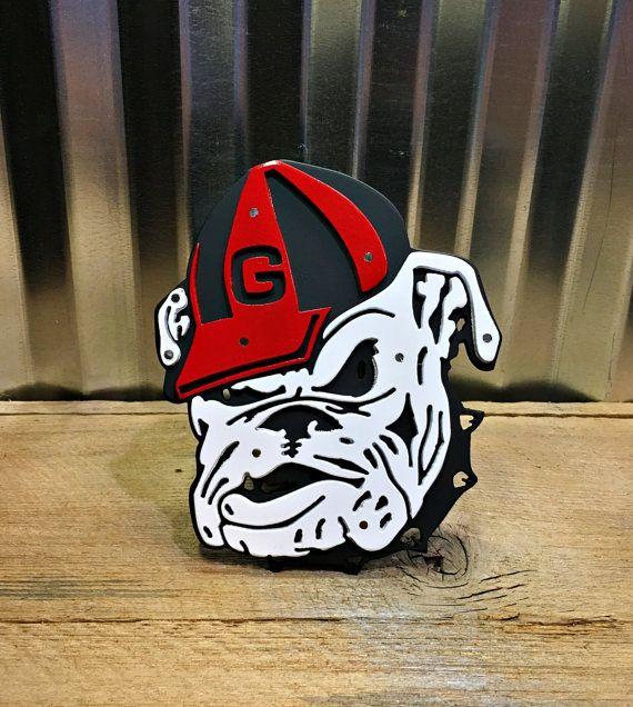Go Georgia Bulldogs! Perfect for tailgate, dorm room