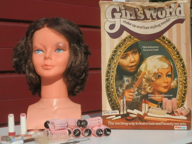 """Doll Head Hair Styling: """"girl's World Styling Head"""" - Google Search"""