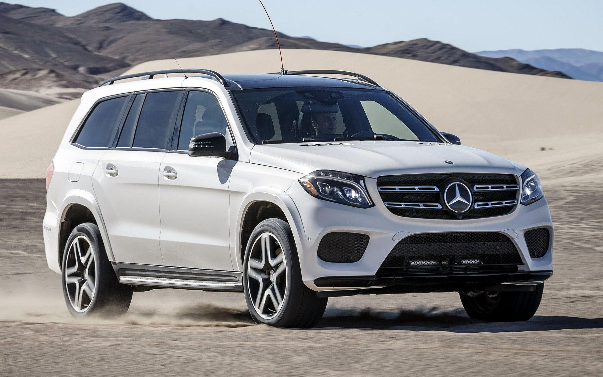 2016 Mecedes Benz Gls 550 4matic Amg Line X166 At Autogaleria Hu Mercedes