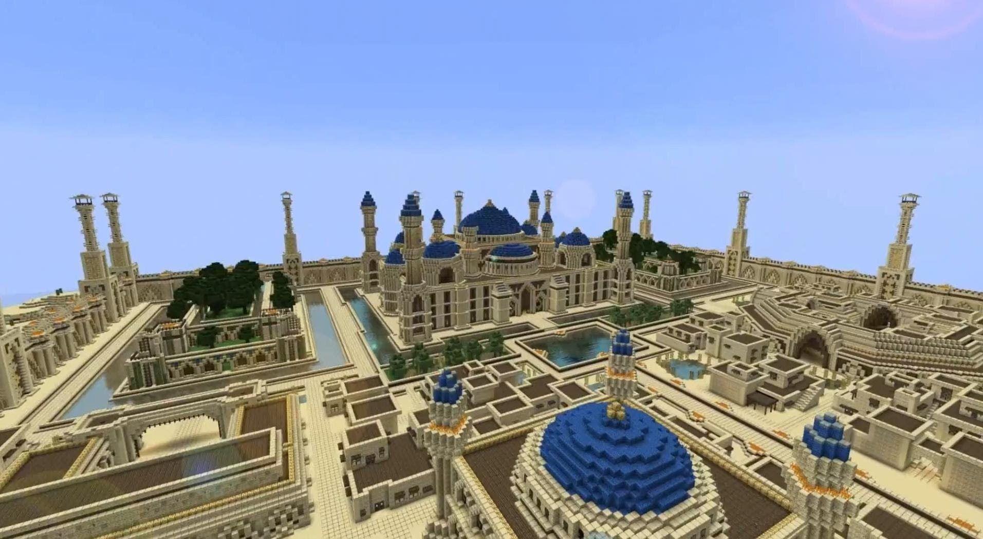 Minecraft Castle Maps - Download World Saves