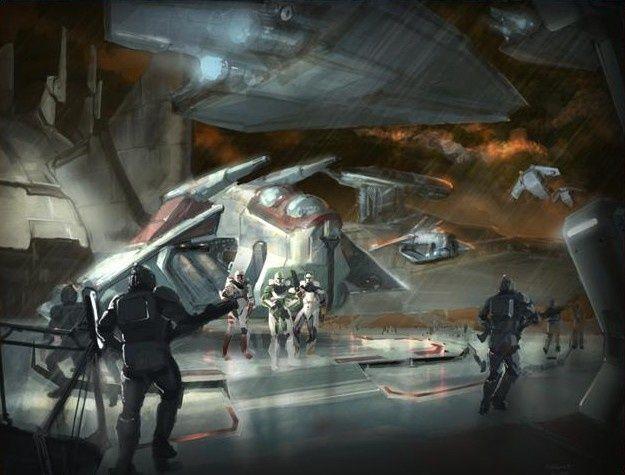 Star Wars: Republic Commando - Delta Squad