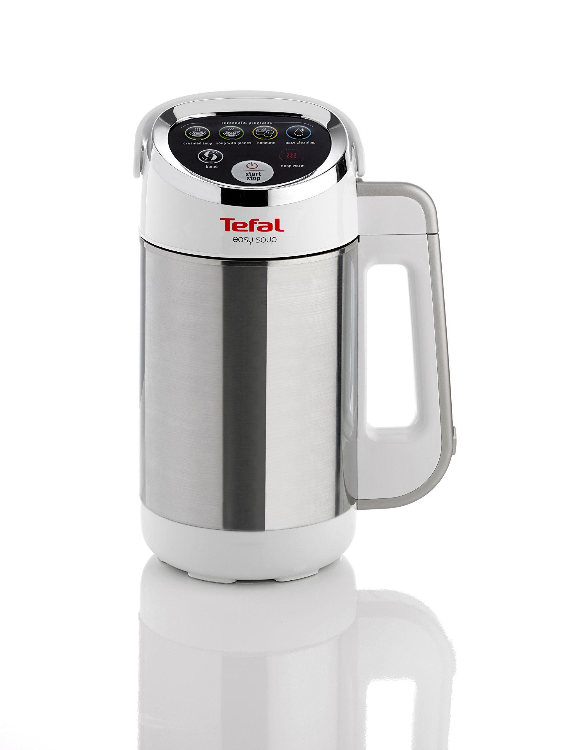 Tefal Easy Soup Automatic Soup Maker | Cool stuff | Pinterest ...