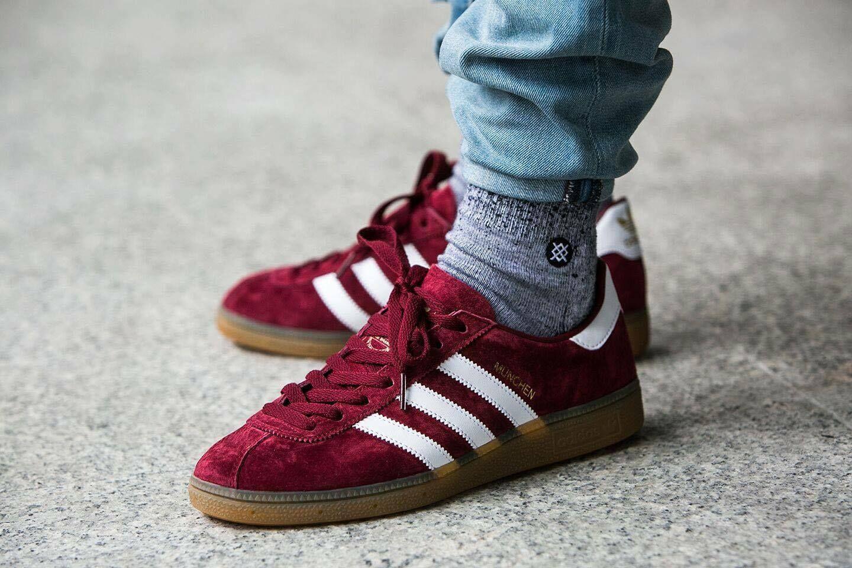 ADIDAS MUNCHEN SHOES | Adidas, Shoes, Adidas shoes