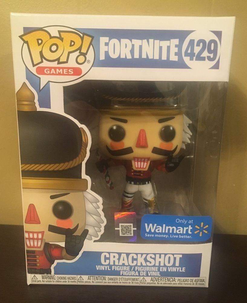 833771530a3 Funko Pop Fortnite CRACKSHOT Walmart Exclusive  429 IN HAND  fortnite   fortnitebattleroyale  live