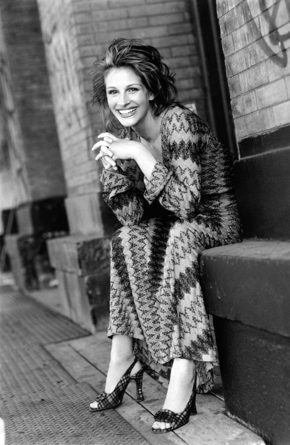 Julia Roberts 53. Top 5 best films of the actress - The