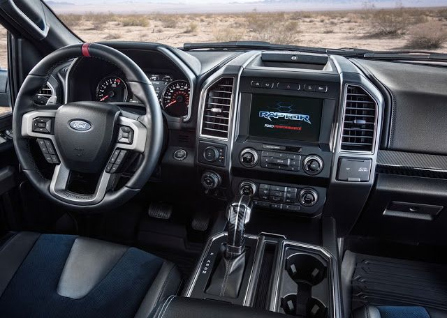 Ford Raptor Interior >> 2019 Ford F 150 Raptor Interior Ford Raptor Ford F150