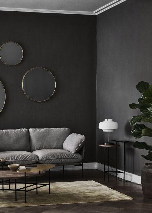 """Bild von Schwarze Wände: """"So inszeniert man Sie richtig!"""" [Deco Home]"""