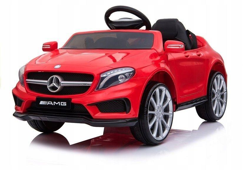Auto Na Akumulator Mercedes Gla 45 Czerwony Eva 8645013931 Oficjalne Archiwum Allegro Mercedes Gla Mercedes Toy Car