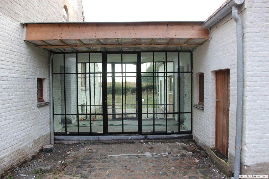 Mooie tussenbouw om twee gebouwen te verbinden afstudeerproject exterieur pinterest - Decoratie tuin exterieur ontwerp ...