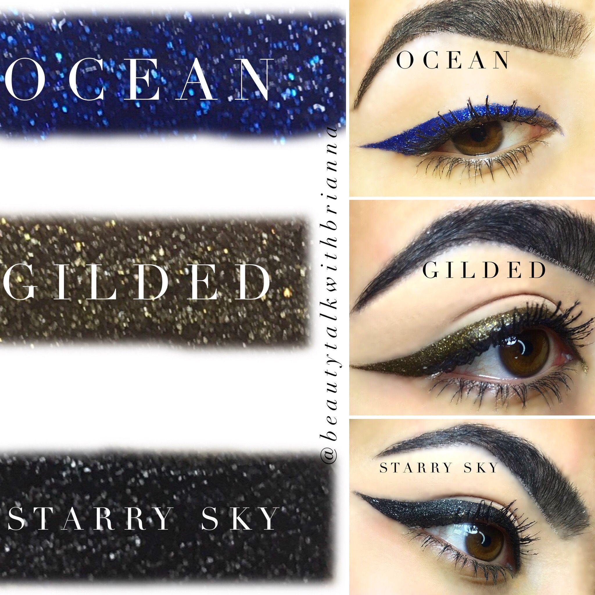 EyeSense Shimmers Ocean EyeSense Gilded EyeSense Starry ...